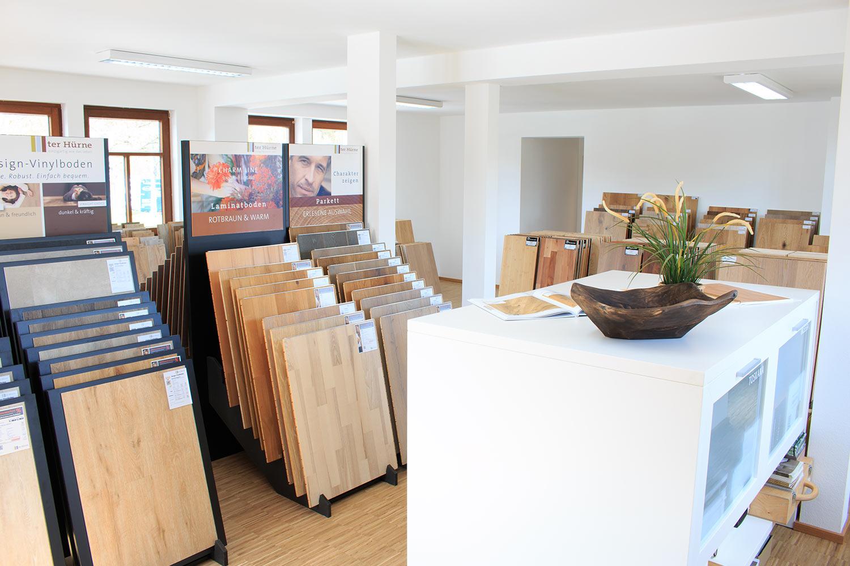 Ausstellungsfläche und Produkte von Schmidt Raumgestaltung in Montabaur - Bild 3
